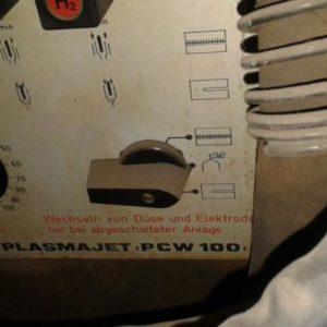 Spawarka PLASMAJET PCW 100