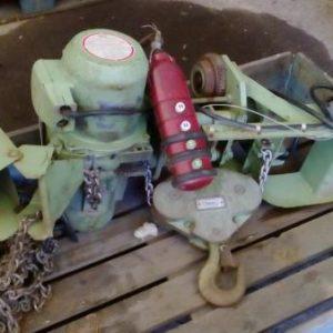 Wyciągarka łańcuchowa Sthal
