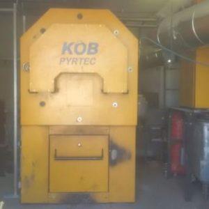 Piec Firmy KOB 1,2 MW /1/