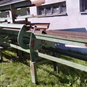 Podajnik Wzdłużny Do Kłody Ze Zrzutnikiem / PW 17 / Bel