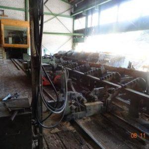 Wózek Podawczy Hydrauliczny Wraz Z Wózkiem Pomocniczym WEISS