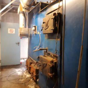 Piec 400 KW Firmy Jarnforsen /14/
